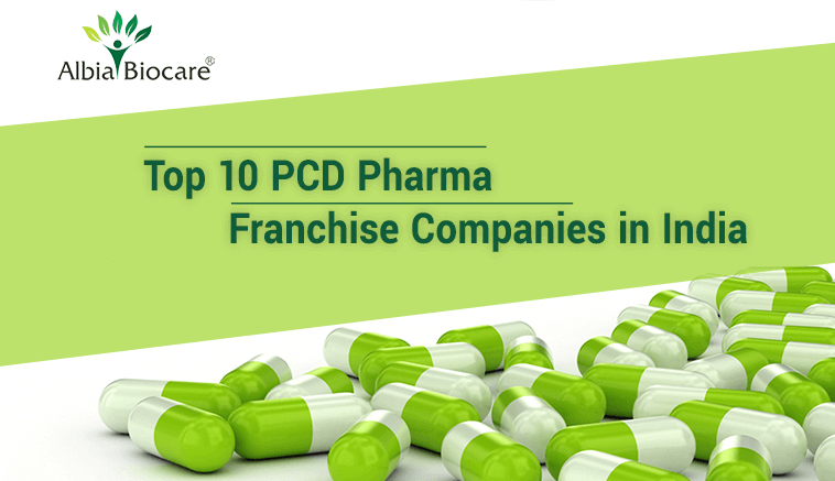 Top PCD Pharma Franchise Companies in India