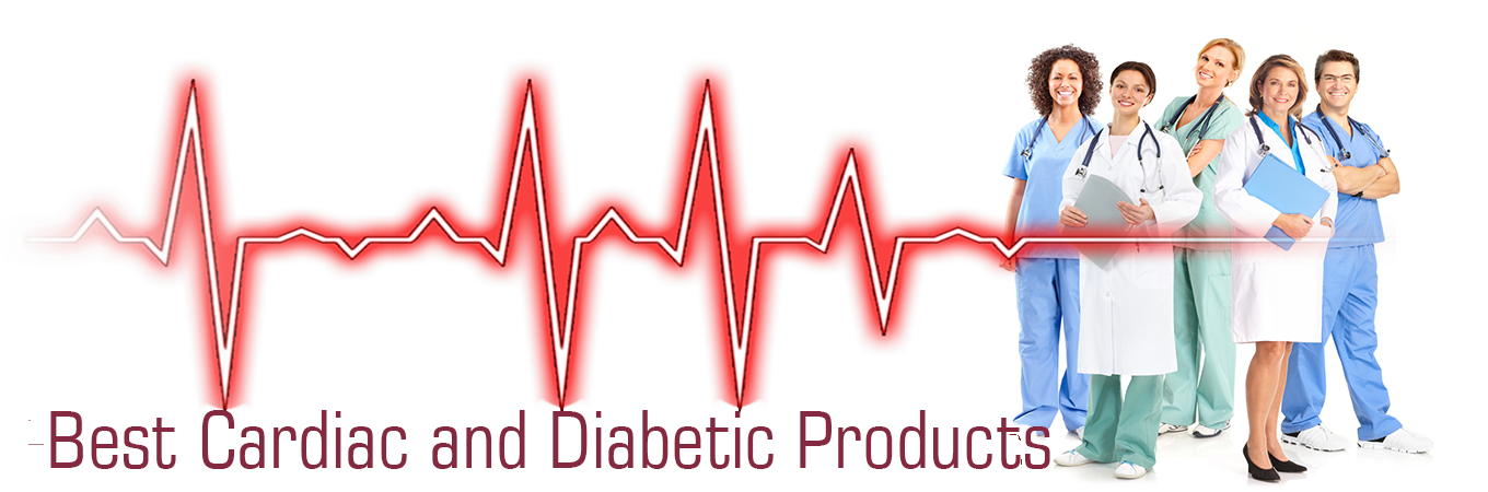 Cardiac and Diabetic products range